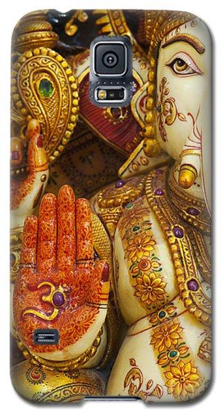 Ornate Ganesha Galaxy S5 Case