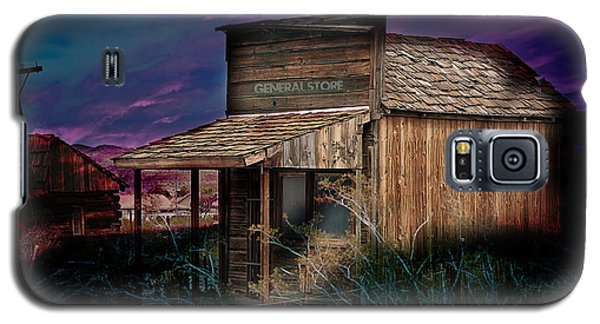 General Store Galaxy S5 Case by Gunter Nezhoda