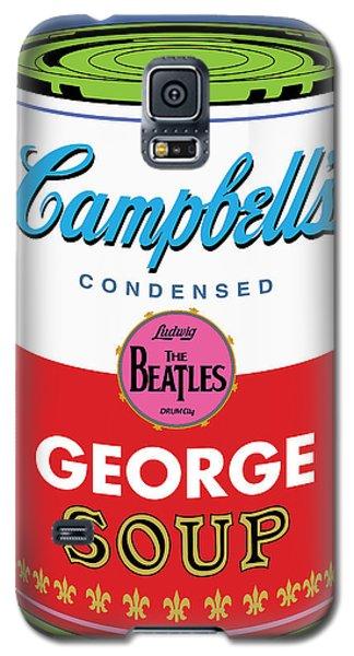 George Galaxy S5 Case