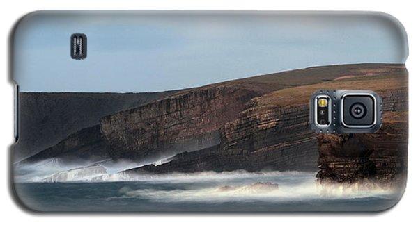 Georges Head Kilkee Galaxy S5 Case