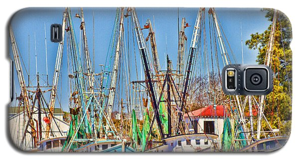 Georgetown Shrimpers Galaxy S5 Case