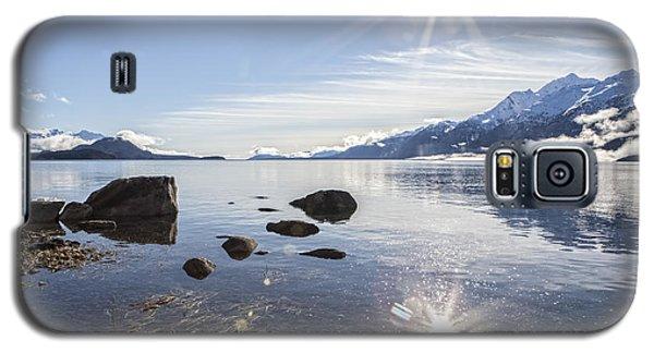Glorious Sun Galaxy S5 Case