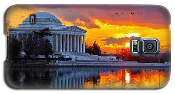 Glow Galaxy S5 Case