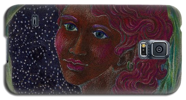 Goddess In The Window To The Sky Galaxy S5 Case