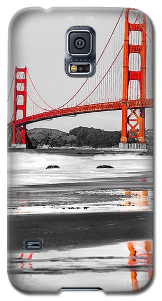 Golden Gate - San Francisco - California - Usa Galaxy S5 Case by Luciano Mortula