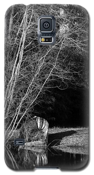 Gone Fishing Galaxy S5 Case by Steve Godleski