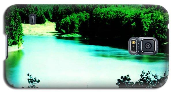 Gorge Waterway Victoria British Columbia Galaxy S5 Case