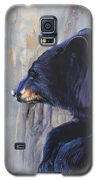Grandfather Bear Galaxy S5 Case