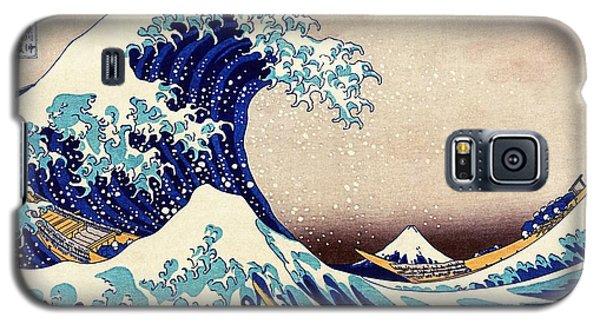 Great Wave Off Kanagawa Galaxy S5 Case