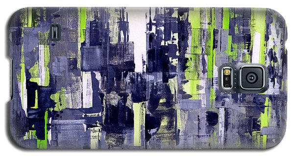 Green City Galaxy S5 Case