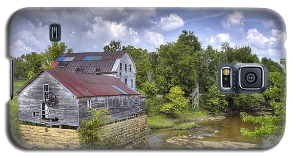 Greens Mill At Falls Of Rough Kentucky Galaxy S5 Case