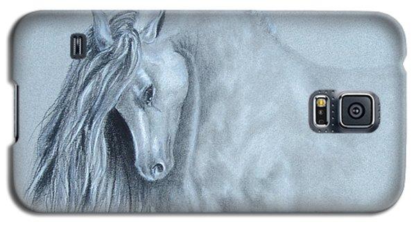 Grey Horse Galaxy S5 Case