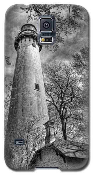Grosse Point Lighthouse Galaxy S5 Case