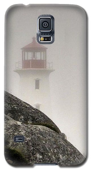Halifax Fog Galaxy S5 Case by Jennifer Wheatley Wolf