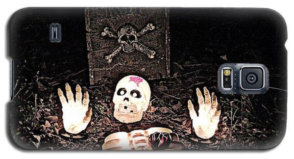Halloween Spooks Galaxy S5 Case