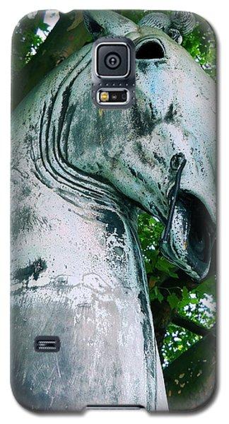 Hamburg Horse Galaxy S5 Case