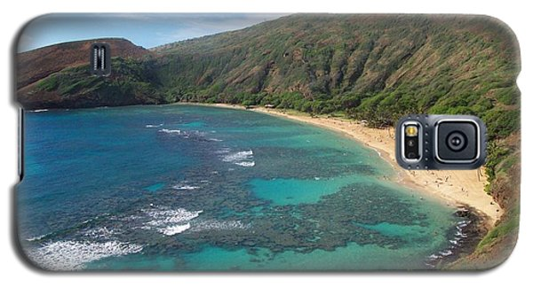Hanauma Bay Oahu Hawaii Galaxy S5 Case