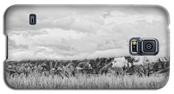 Galaxy S5 Case featuring the photograph Hanning Flat by Hugh Smith