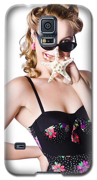 Swimming Costume Galaxy S5 Cases Fine Art America