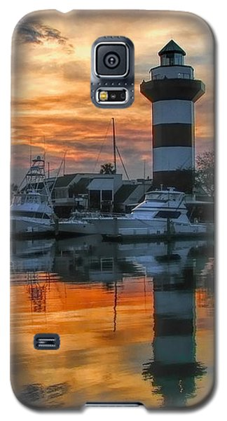 Harbour Town Sunset Galaxy S5 Case