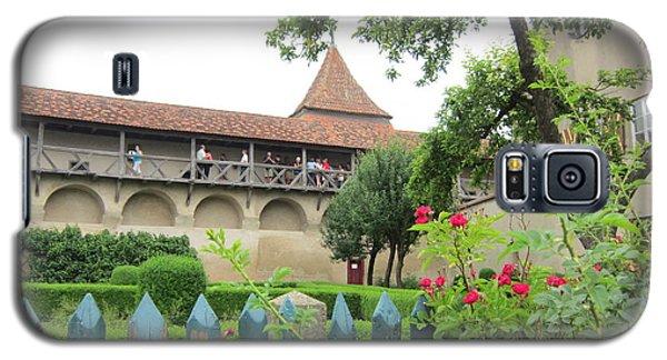 Harburg Castle Galaxy S5 Case by Pema Hou