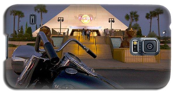 Hard Rock Myrtle Beach Galaxy S5 Case by Bob Pardue