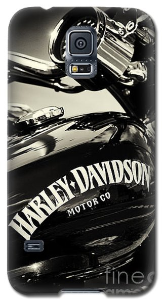 Harley D Sepia Galaxy S5 Case