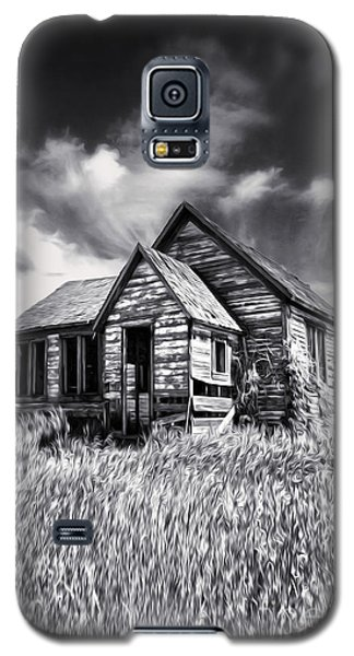 Haunted Shack Galaxy S5 Case by Gregory Dyer