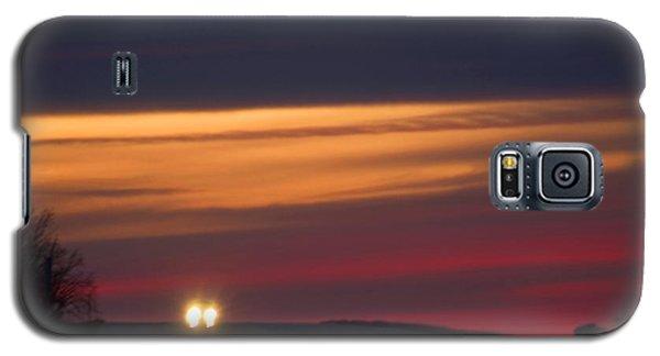 Headlights Galaxy S5 Case by Bob Pardue