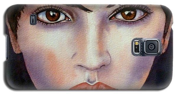 Heaven In Her Eyes Galaxy S5 Case