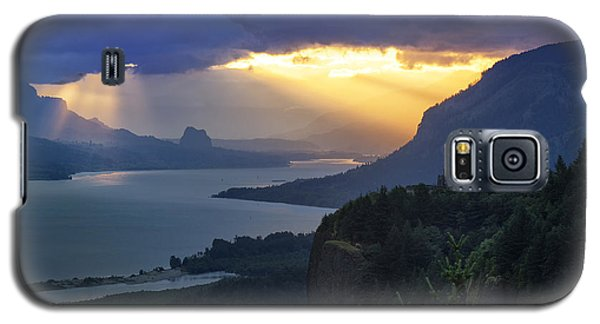 Heavenly Sunrise Galaxy S5 Case