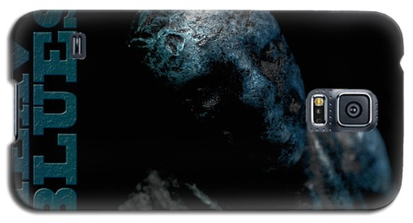 Galaxy S5 Case featuring the photograph Heavy Blues by WB Johnston
