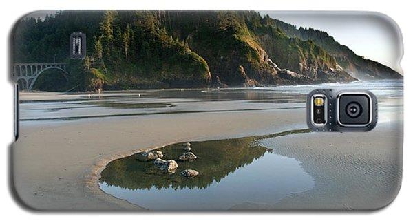 Heceta Head Reflection 2 Galaxy S5 Case