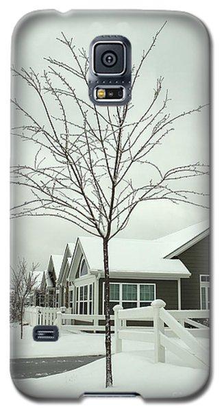 Hello Snow Galaxy S5 Case
