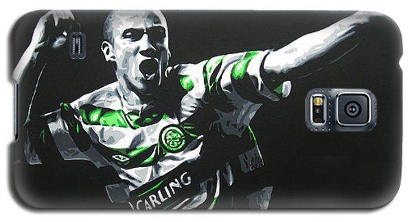 Henrik Larsson - Celtic Fc Galaxy S5 Case