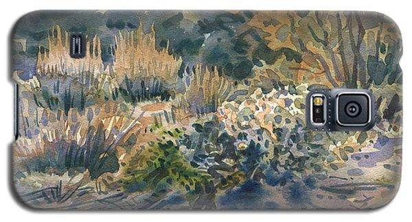High Desert Flora Galaxy S5 Case by Donald Maier