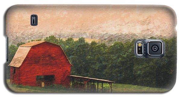Hillside Barn Galaxy S5 Case