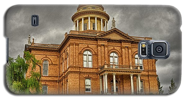 Historic Placer County Courthouse Galaxy S5 Case by Jim Thompson