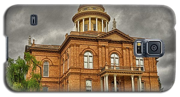 Historic Placer County Courthouse Galaxy S5 Case