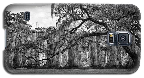 Historic Sheldon Church 4 Bw Galaxy S5 Case