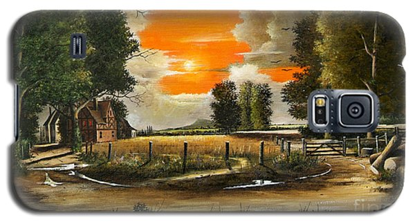 Hoggets Farm Galaxy S5 Case