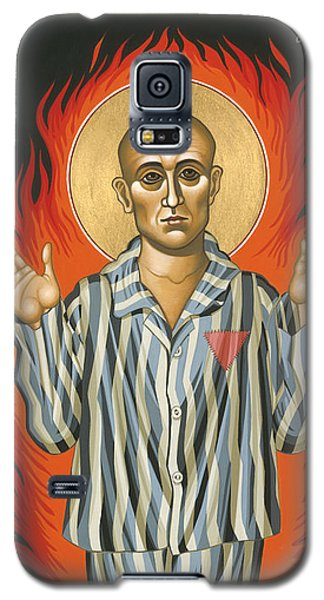 Holy Priest Anonymous One Of Sachsenhausen 013 Galaxy S5 Case