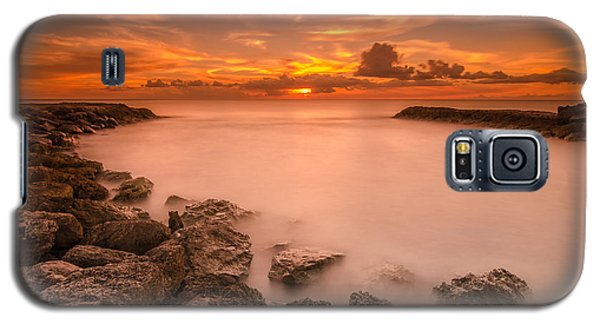 Honolulu Sunset Galaxy S5 Case