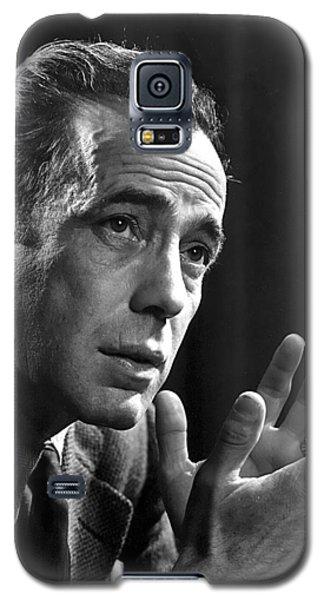 Humphrey Bogart Portrait 2 Karsh Photo Circa 1954-2014 Galaxy S5 Case