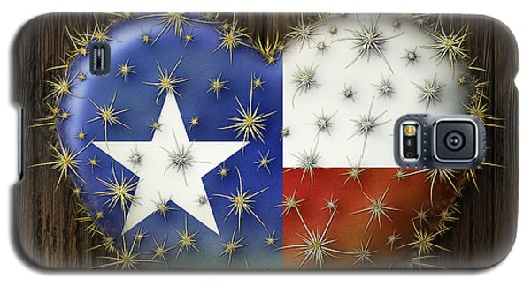 I Love Texas Galaxy S5 Case