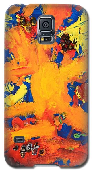 Impact Galaxy S5 Case by Donald J Ryker III