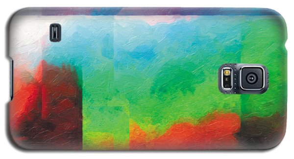 In The Land Of Forgetting 4 Galaxy S5 Case by The Art of Marsha Charlebois