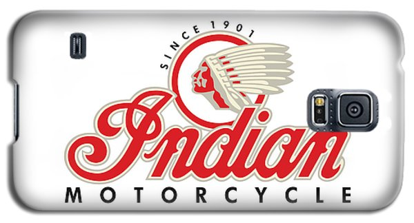Indian Motorcycle Logo Galaxy S5 Case