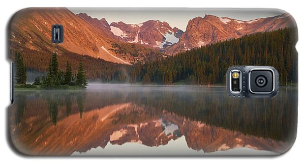 Indian Peaks At Sunrise Galaxy S5 Case