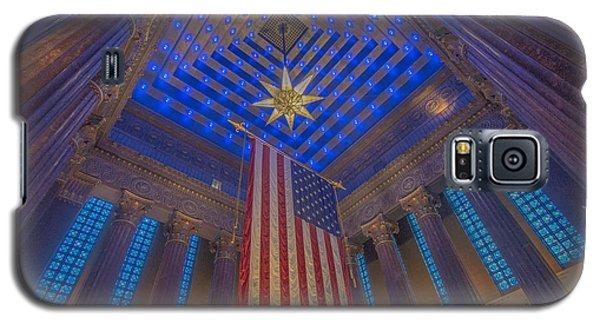 Indiana War Memorial Shrine  Galaxy S5 Case
